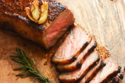 Liha küpsetamine